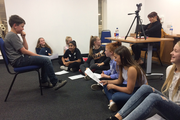 Screen Acting Classes Now Launched! 6 to 18 Yrs