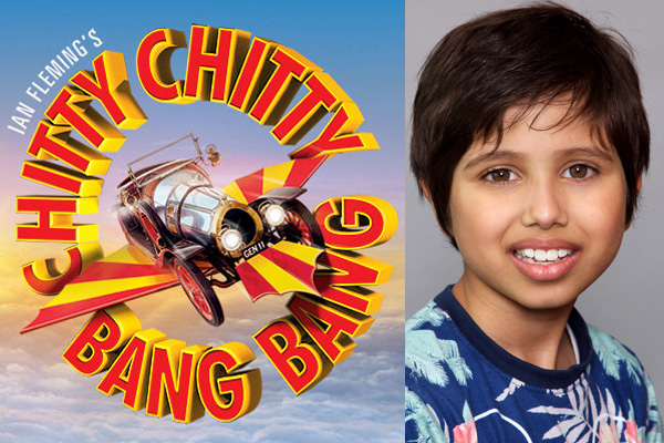 CHITTY CHITTY BANG BANG for Young Actor IBRAHIM