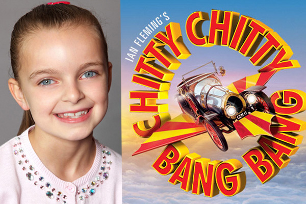 CHITTY CHITTY BANG BANG for Young Actress LILY