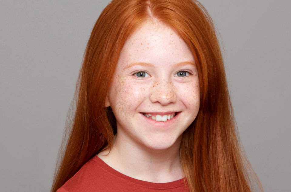 """Introducing Young Actress """"Mia"""" to Lucia Victoria Agency"""