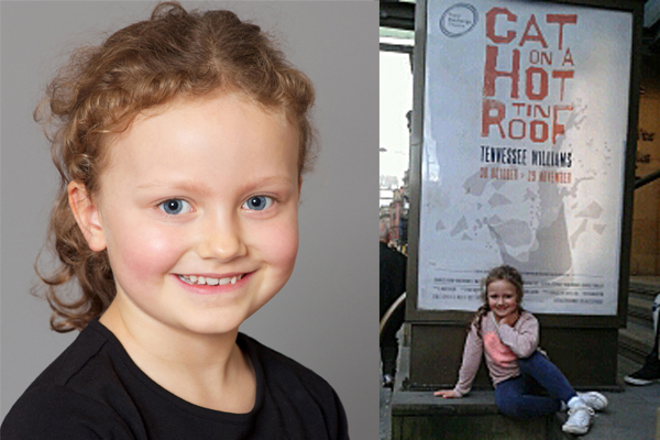 Cat On A Hot Tin Roof, Maya secures Dixie Role!