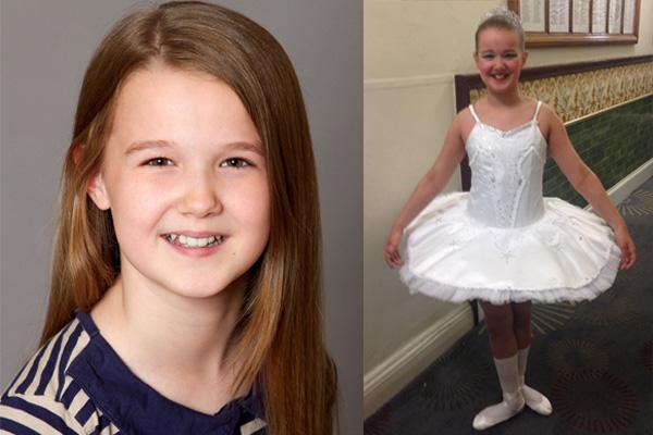 Lauren Wins Prestigious Top Dance Training Scholarship