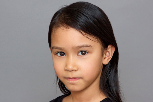 "YOUNG ACTRESS ""NATASHA"" JOINS LUCIA VICTORIA AGENCY"