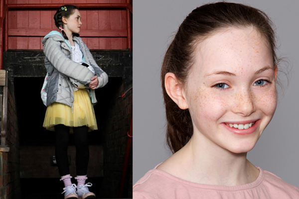 CHARLOTTE LANDS FEATURED ROLE 'MOLLY' IN SHORT FILM