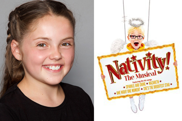 Nativity! The Musical UK Tour for Autumn Lily