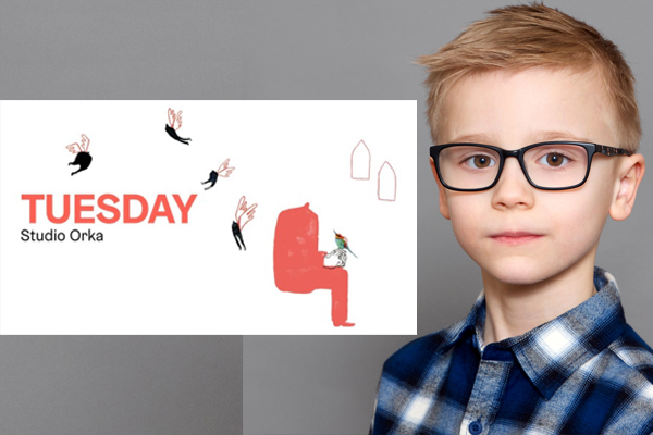 MIF WORLD PREMIERE 'TUESDAY' by STUDIO ORKA FOR WILLIAM CAST AS  TITLE ROLE 'YOUNG TUESDAY'