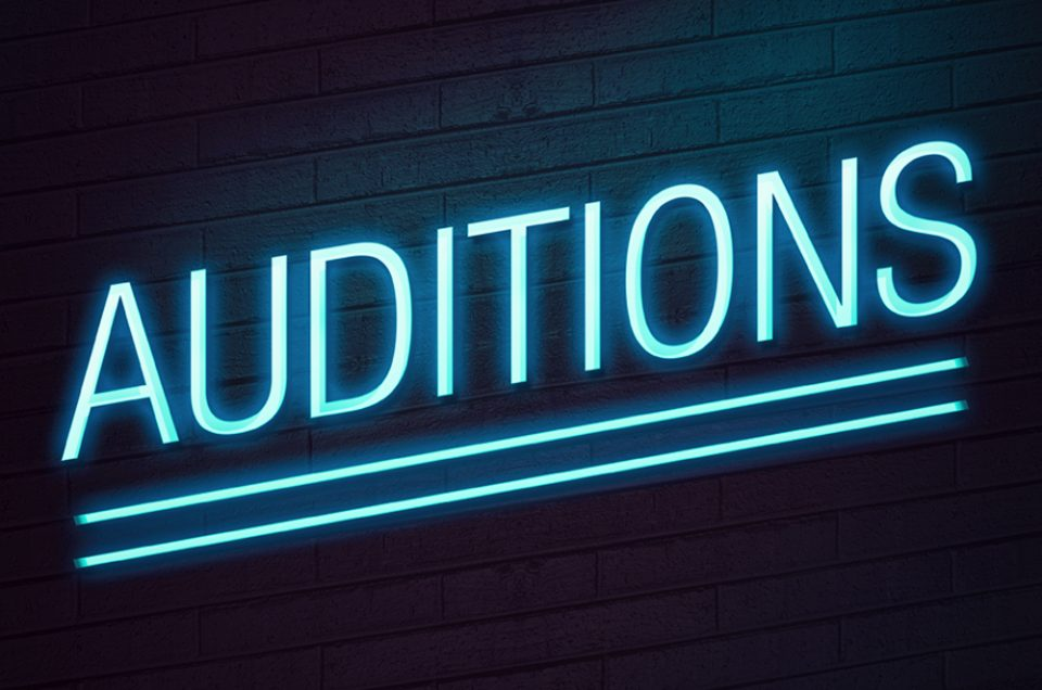 AGENCY AUDITIONS (LONDON) CHILDREN & YOUNG PERFORMERS